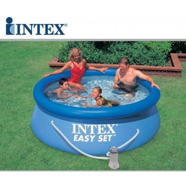 Piscina Intex Easy Set 305x76 con pompa