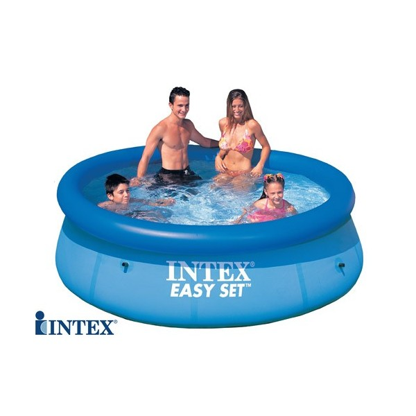 Piscina 244x76 Easy Set senza pompa Intex